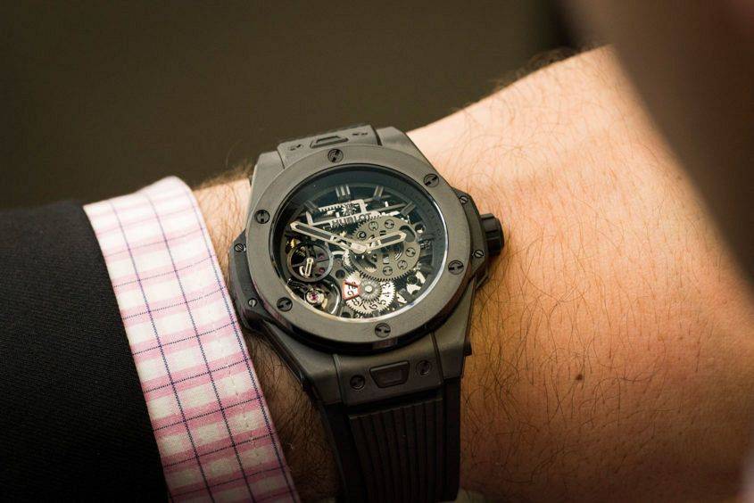 Hublot Big Bang Meca-10 All-Black