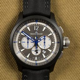 HANDS-ON: Jaeger-LeCoultre nails sports style with Master Compressor Chronograph Ceramic