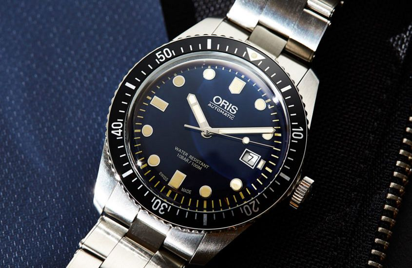The Oris Divers Sixty-Five 42mm Watch