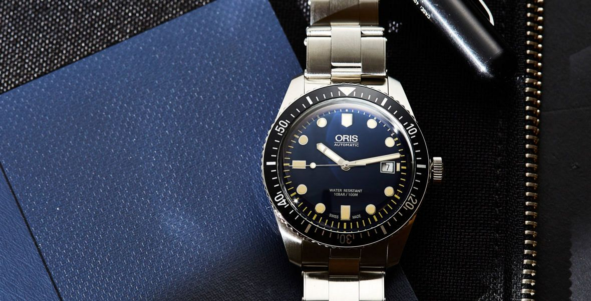 WIN: Complete our survey and you could win the Oris Divers Sixty-Five 42mm OR the sold out bronze Carl Brashear Limited Edition