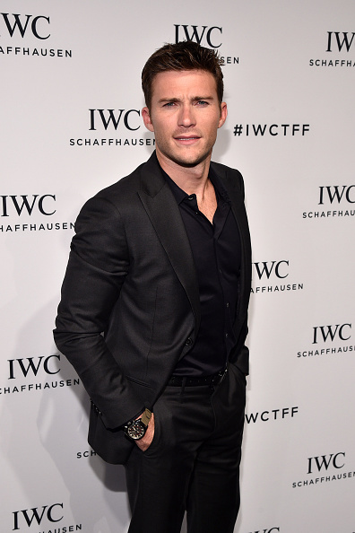 """NEW YORK, NY - APRIL 14: Actor Scott Eastwood attends the 4th Annual IWC Schaffhausen """"For The Love Of Cinema"""" dinner at Spring Studios on April 14, 2016 in New York City. (Photo by Bryan Bedder/Getty Images)"""