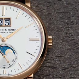 HANDS-ON: The moonlit symphony that is the A. Lange & Söhne Saxonia Moonphase