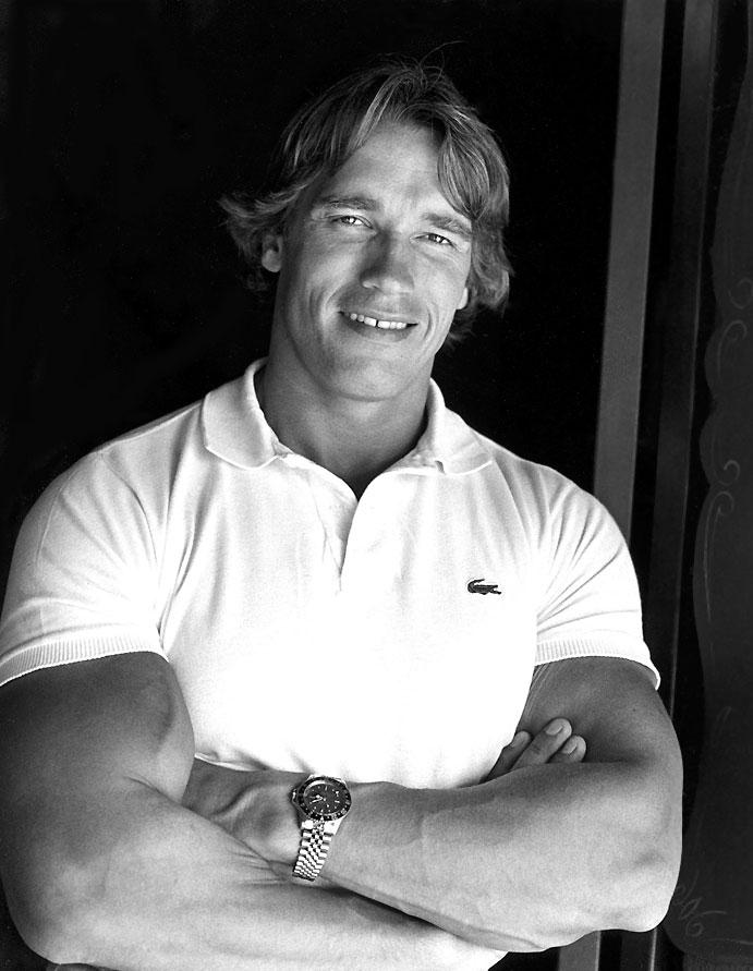 Arnold-Schwarzenegger-Rolex-GMT-Master