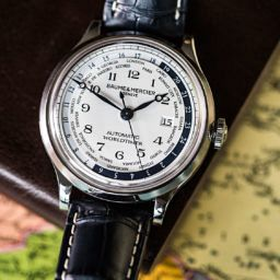 HANDS-ON: The romance of travel and the Baume & Mercier Capeland Worldtimer