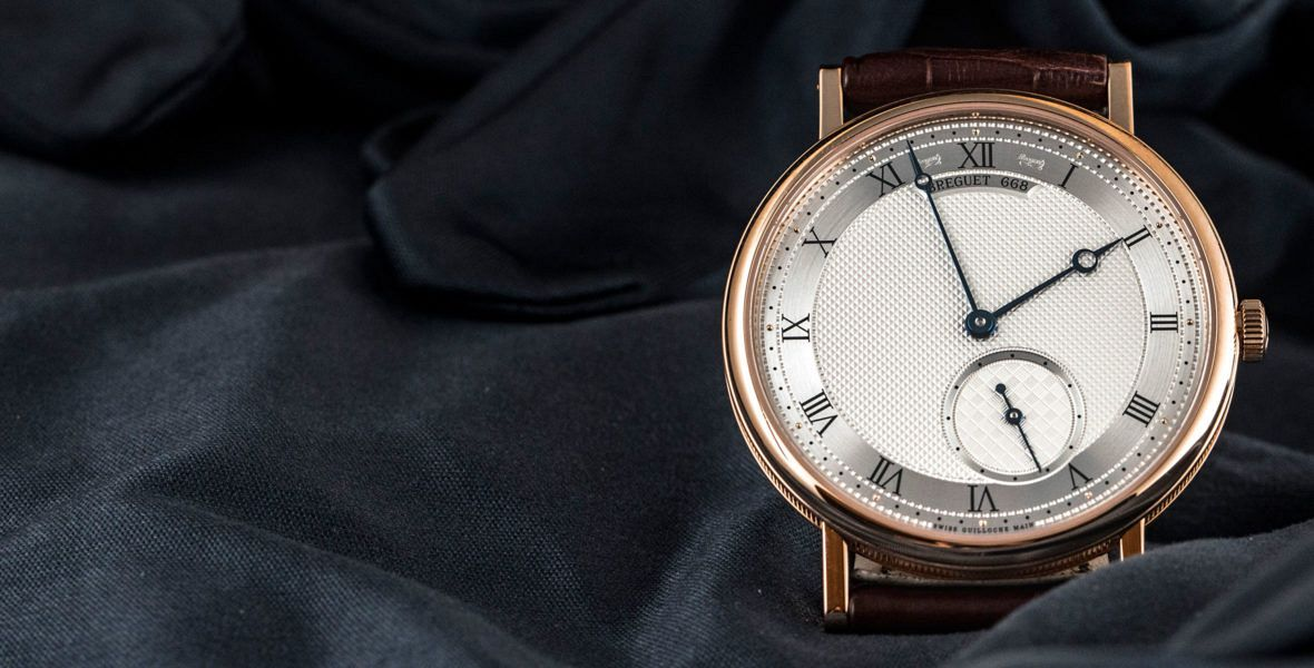 IN-DEPTH: The Breguet Classique 7147 - taking the dull out of dress watch