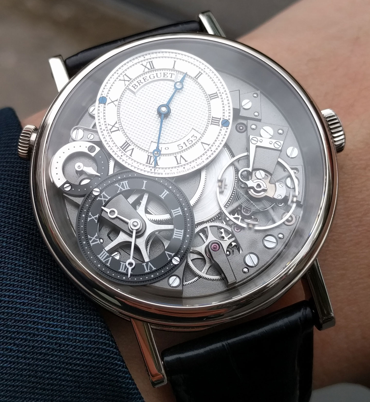 WHY I WEAR: Breguet - Glenn and his Tradition GMT