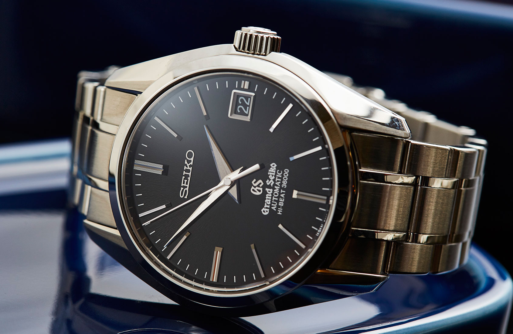 Editor S Pick The Purity Of The Grand Seiko Automatic Hi