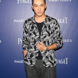 LIST: 7 different guys wearing the hell out of the Piaget Polo S