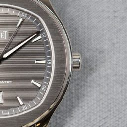GONE IN 60 SECONDS: New kid on the (luxury steel sports) block – the Piaget Polo S