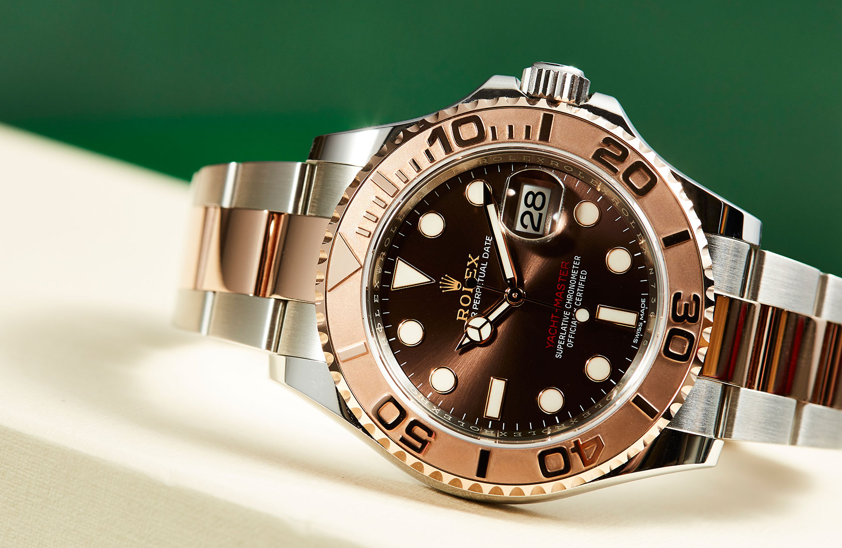 d60f56d001c7 Rolex Yacht-Master 40 Everose Rolesor – Hands-on Review of the ...
