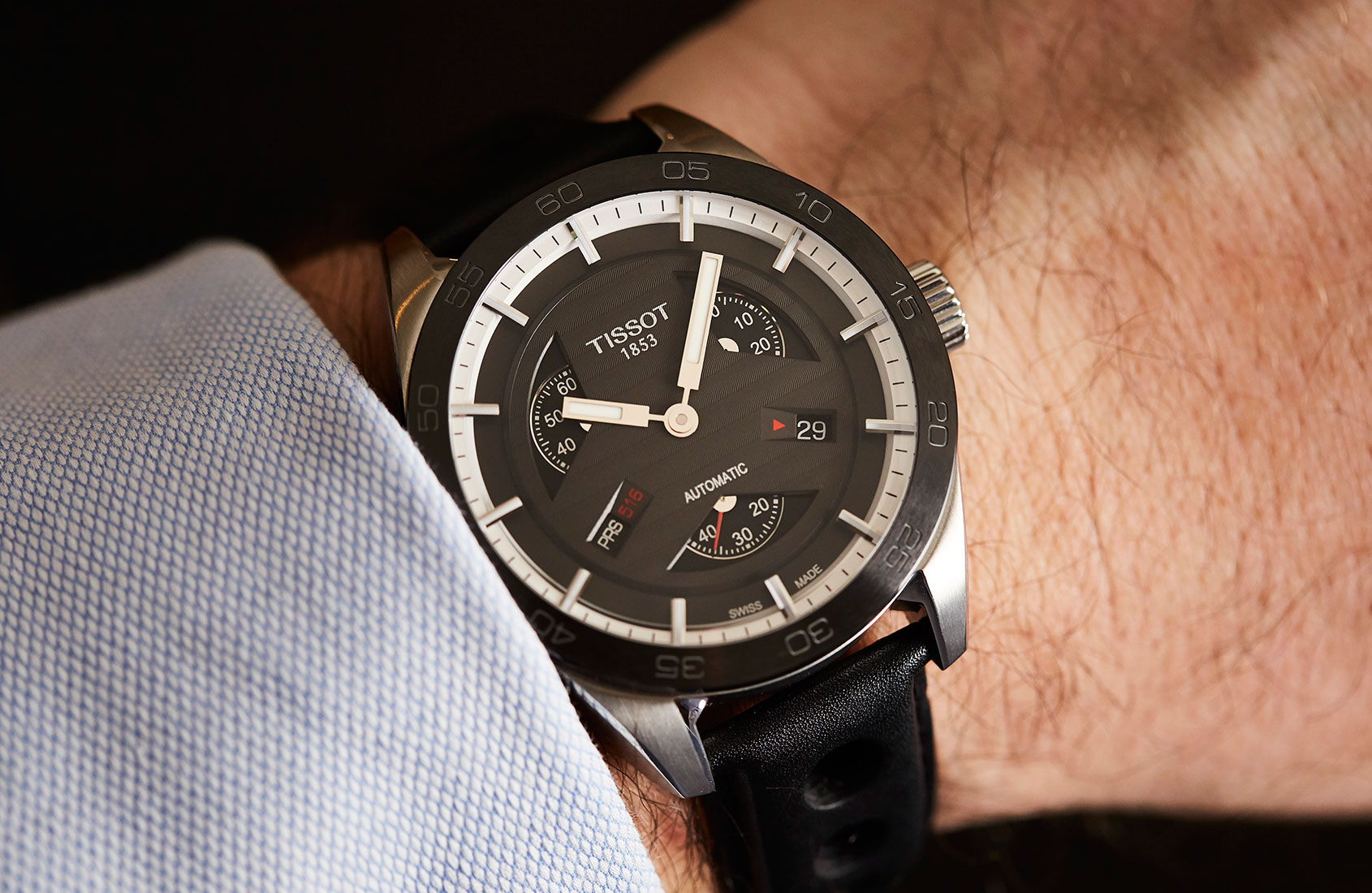 Hands On The Smartly Designed Value Packed Tissot Prs