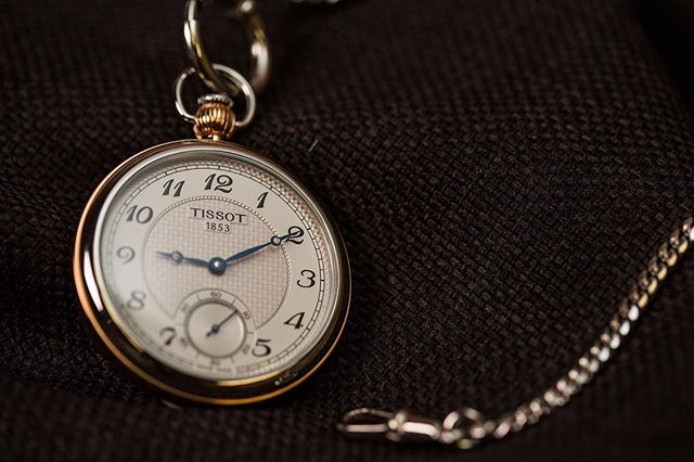 Tissot Bridgeport Lepine. Who wears a pocket watch these days? Felix asks and answers the question about this $900 timepiece on the site. ️