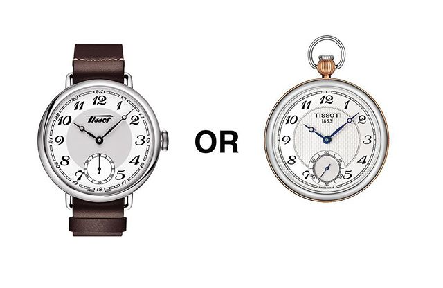 For today's it's a battle of the wrist versus the pocket. Head to the site to find out the verdict ️
