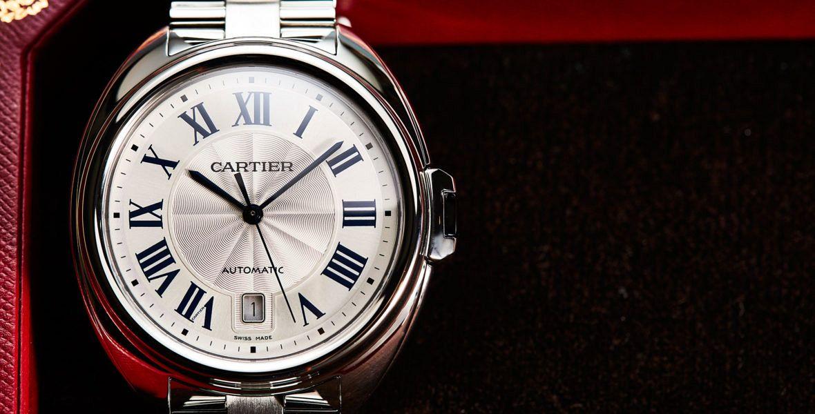 IN-DEPTH: The Cartier Clé de Cartier in steel