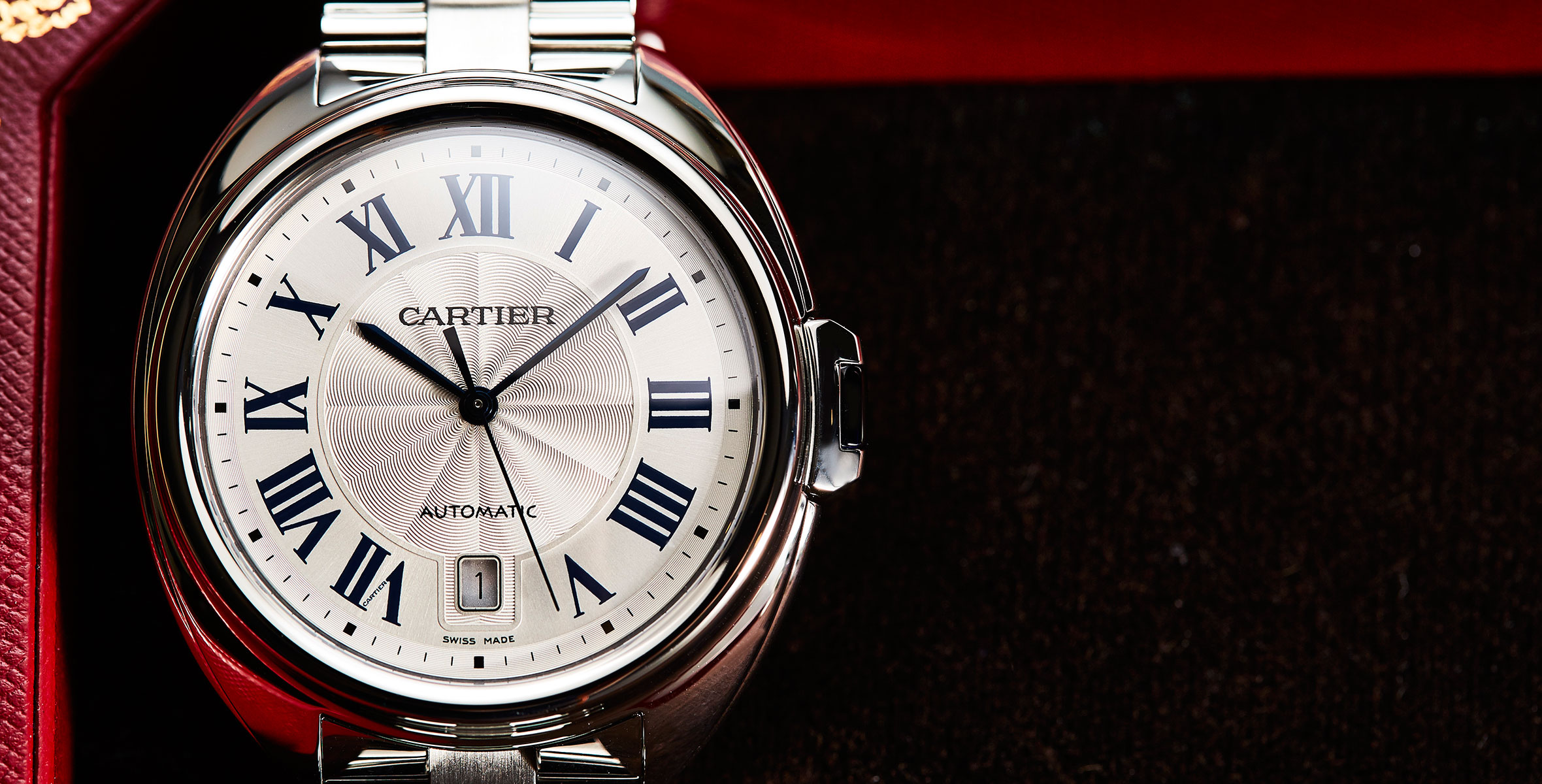cartier-cle-steel-slider