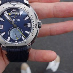 Clerc Hydroscaph GMT Power-Reserve ChronometerSwiss Watch Luxury