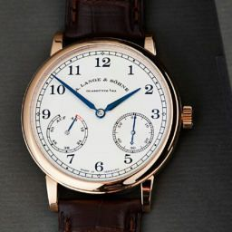 HANDS-ON: Saxony at its most serious – the A. Lange & Söhne 1815 Up/Down