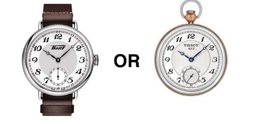 Tissot Featured Brand At Time Tide Watches