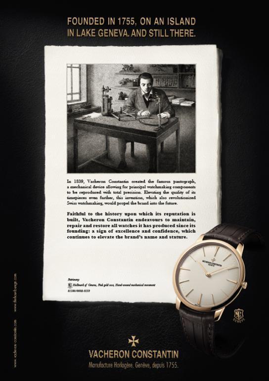 Vacheron Constantin Overseas Collection