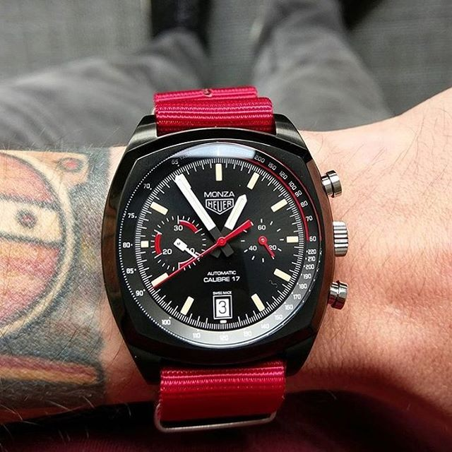 Here's your Friday dose of colour thanks to @jmastinef and a modded Monza. ️️