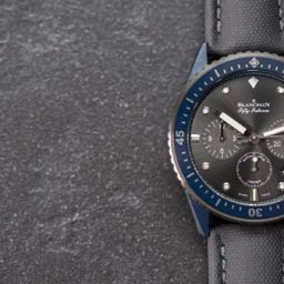 GONE IN 60 SECONDS: Blancpain makes a splash with the Ocean Commitment II