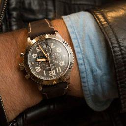 HANDS-ON: The stylish pilot – Breguet's Type XXI 3817
