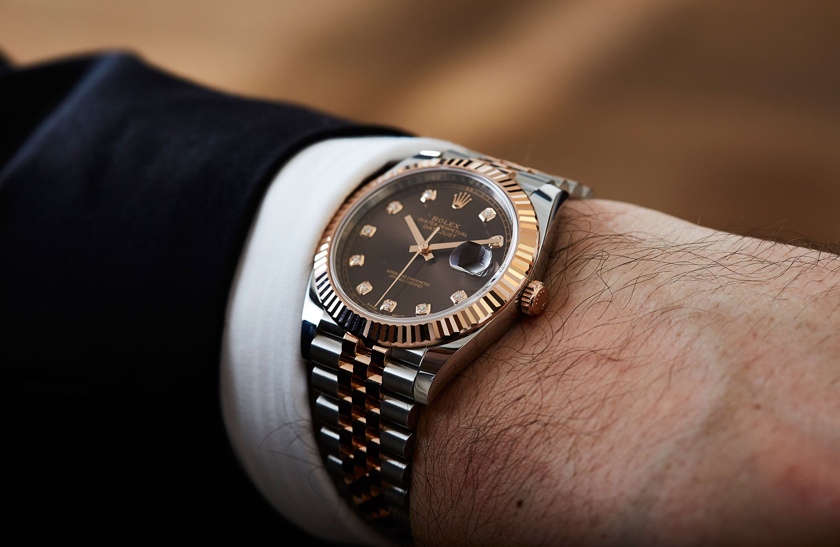 Rolex Oyster Perpetual Datejust 41 Hands On Review