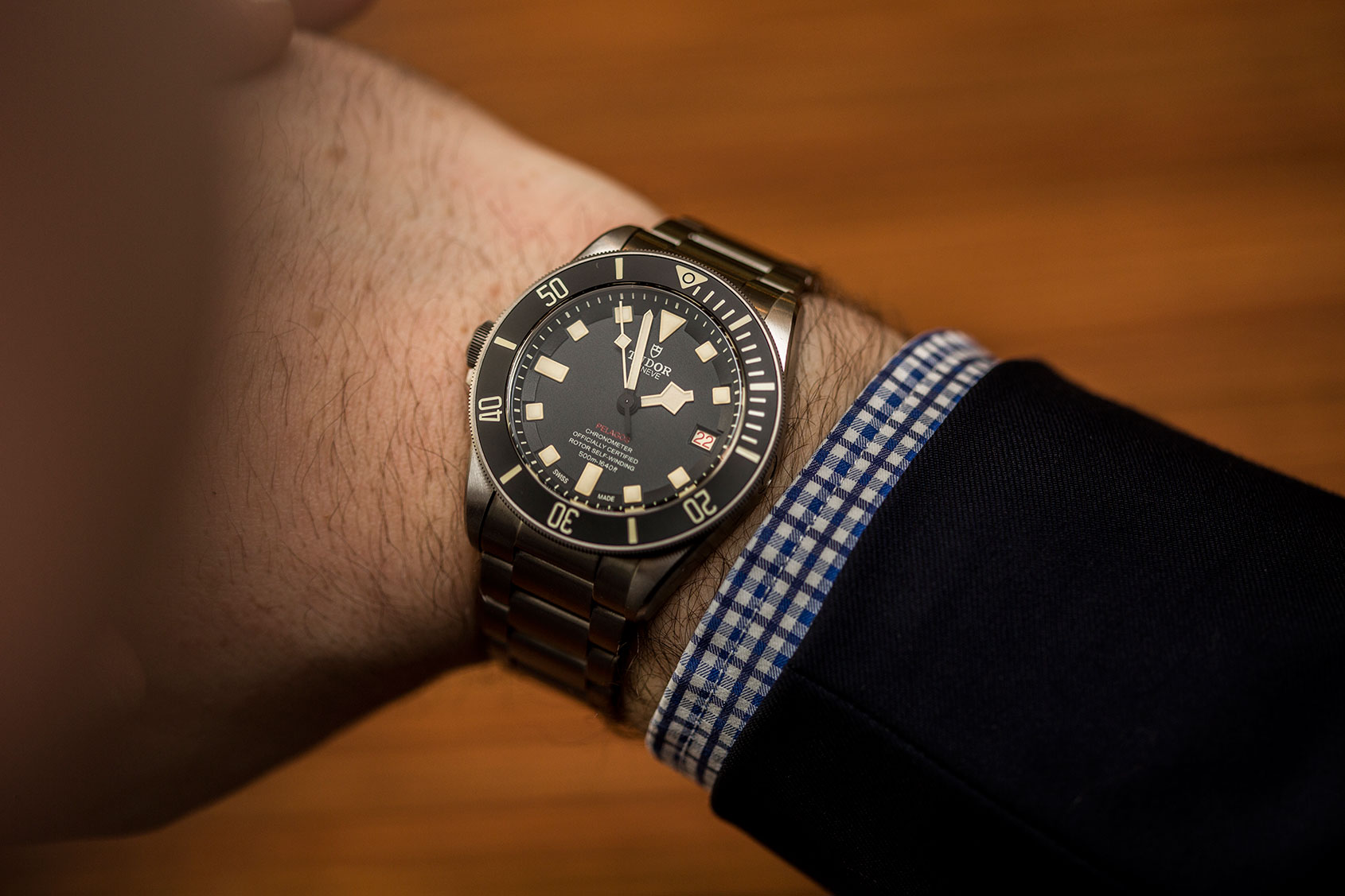 Tudor Pelagos LHD First Look: Video, Photos and Price