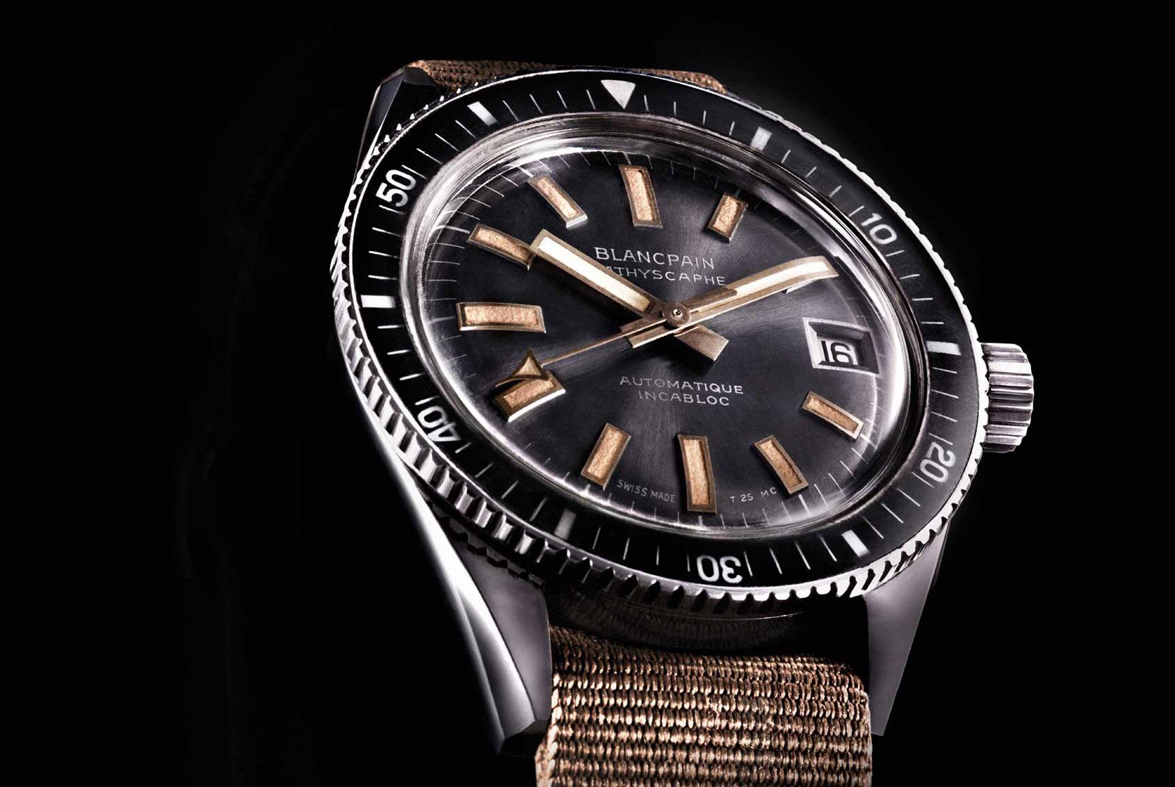 Blancpain dive watch