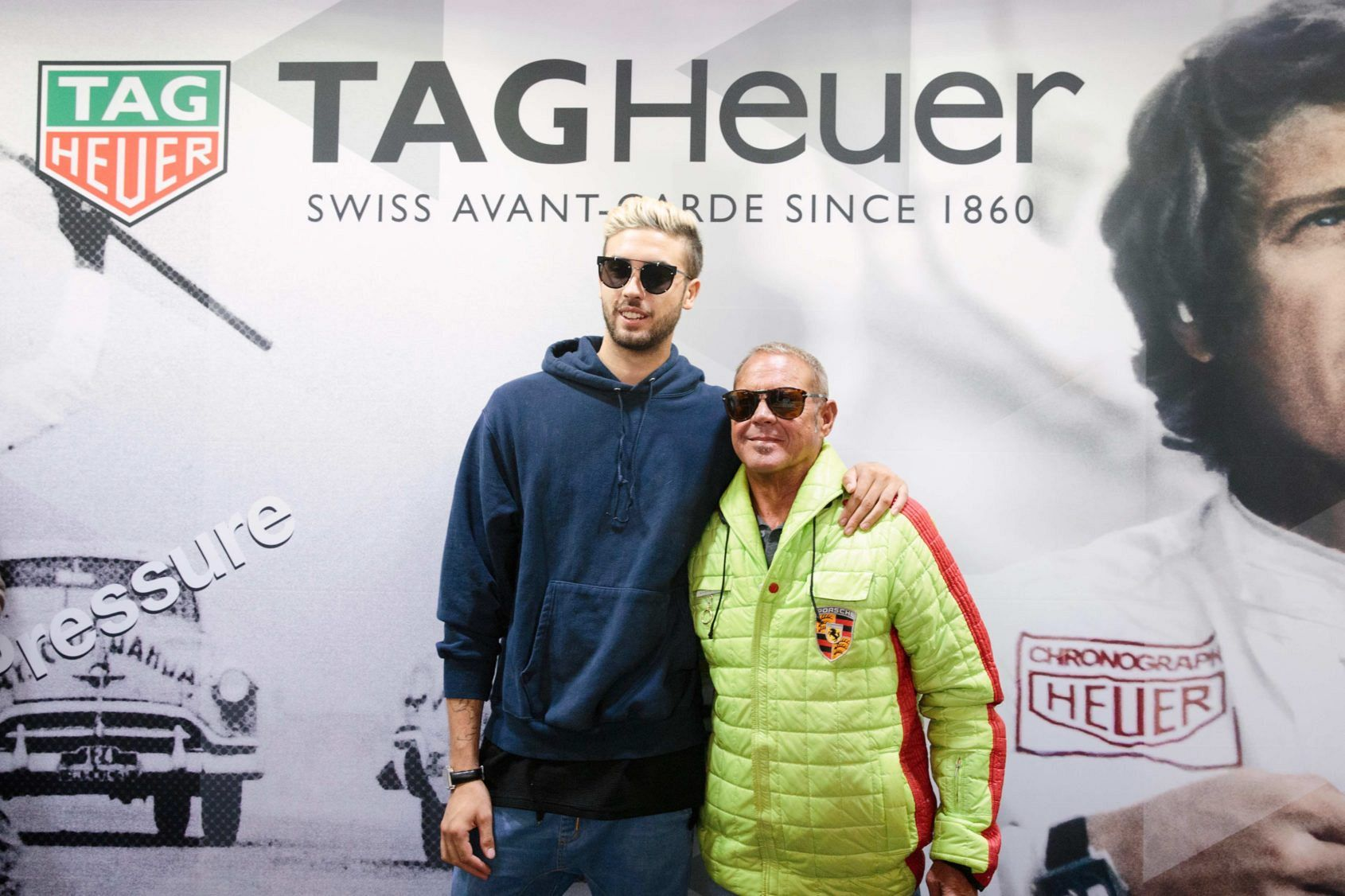 Interview Chad And Chase Mcqueen On Family Legacy And Tag Heuer Time And Tide Watches