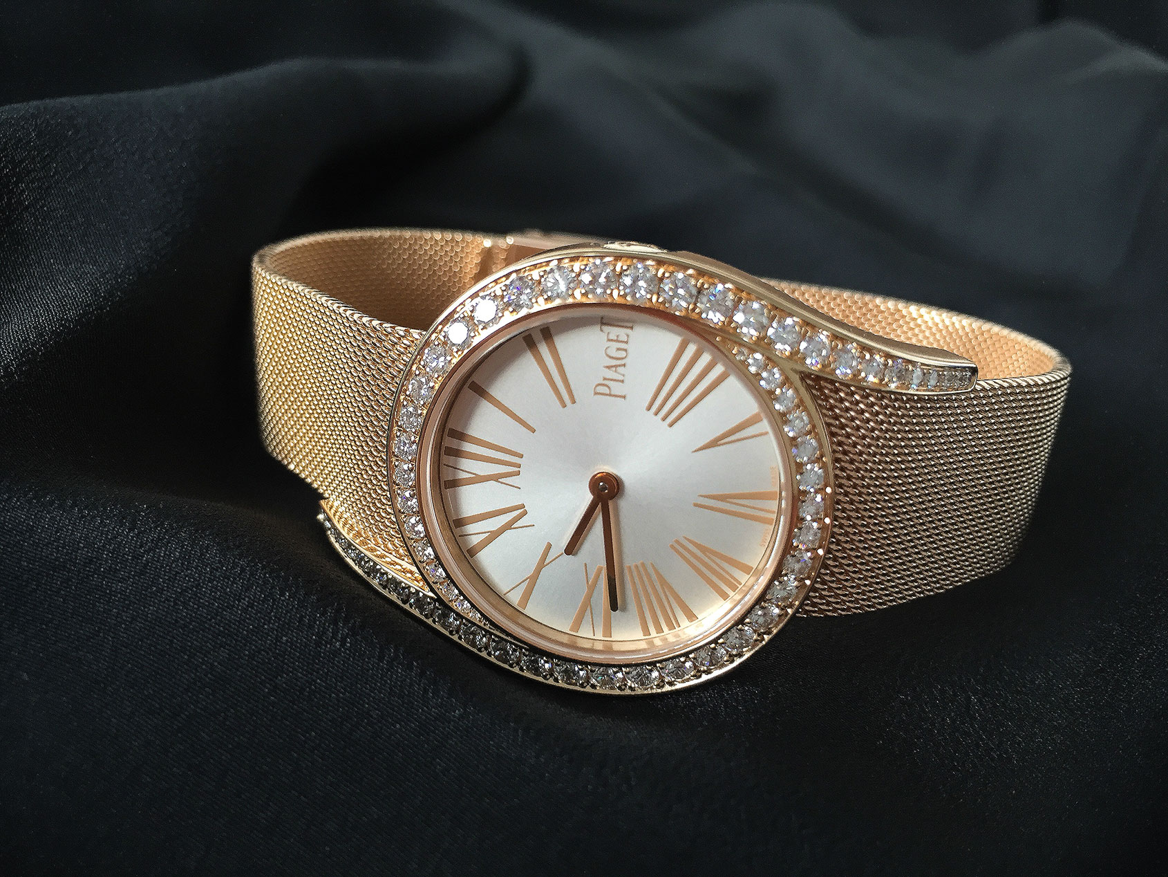 sold vintage piaget product gold in watch buy watches items