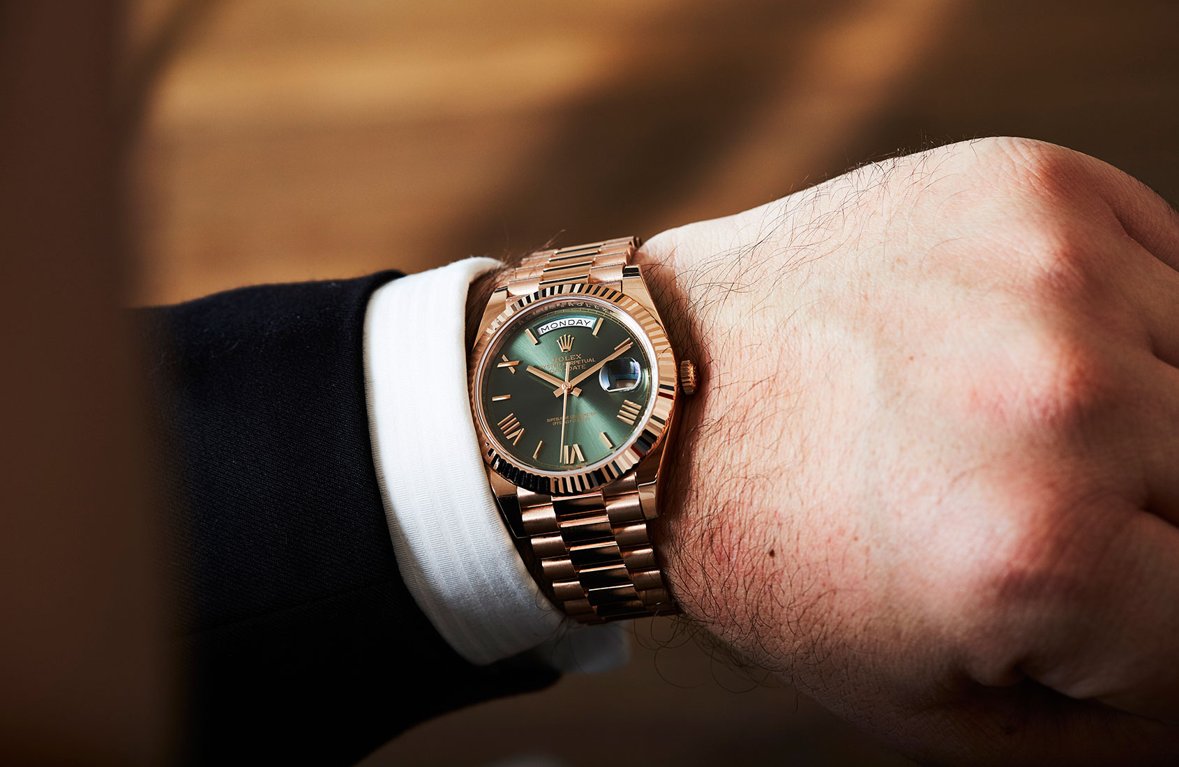 Everose and moss \u2013 is this still the hottest Rolex Day,Date