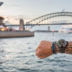 """EVENT: HYT sails into Australia with a message, """"We are more like Apple than Patek Philippe"""""""