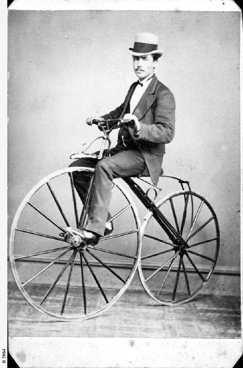 Cartier Velocipede