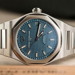 VIDEO: Girard-Perregaux level up with the Laureato in steel
