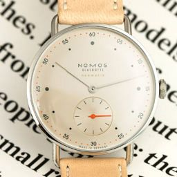 HANDS-ON: the Metro neomatik Champagner – a new look for Nomos