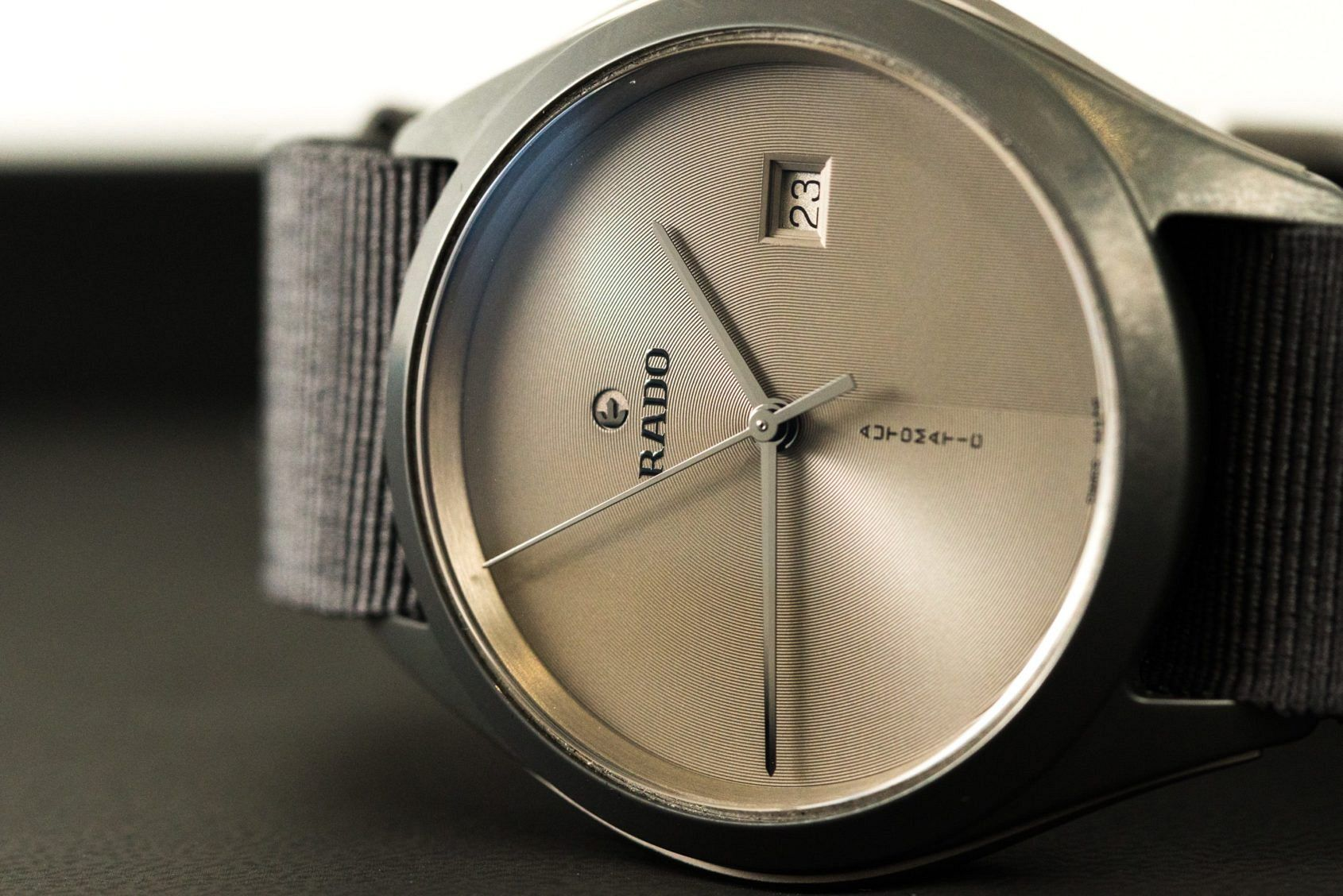 8c333fd39 Rado Hyperchrome Ultra Light Limited Edition Automatic XL Weekend Review
