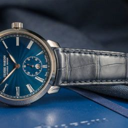 HANDS-ON: Confident refinement – the Ulysse Nardin Classico Manufacture Grand Feu