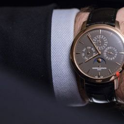 HANDS-ON: What a difference a dial makes – the Vacheron Constantin Patrimony Perpetual Calendar