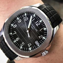 MY WATCH STORY: David's Patek Philippe Aquanaut