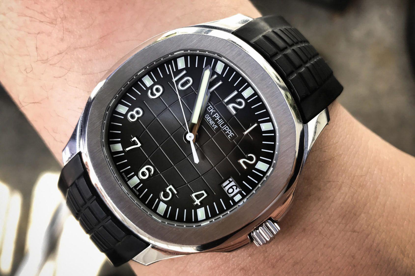 My Patek Philippe Aquanaut David S Watch Story