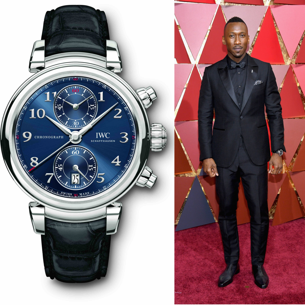 5 of the best watches from the 2017 oscars featuring an incredible greubel forsey