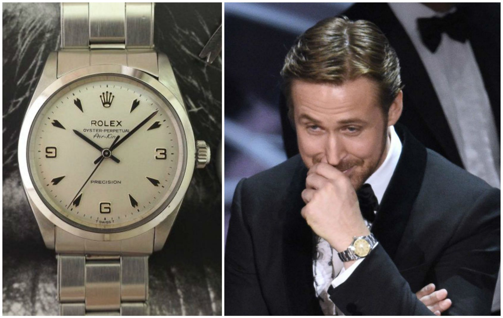 LIST: 5 standout Rolexes worn at the 89th Academy Awards ...