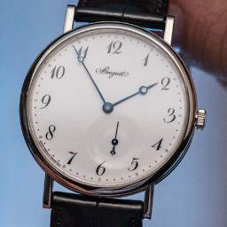 HANDS-ON: The Breguet Classique 7147 gets an enamel update