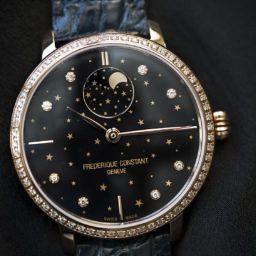 HANDS-ON: Frederique Constant Slimline Moonphase Stars Manufacture