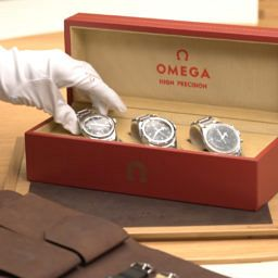 VIDEO: Unboxing the Omega box set most watch lovers would die for