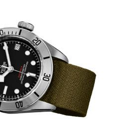 INTRODUCING: The Tudor Heritage Black Bay Steel – a rugged new look and a hot date