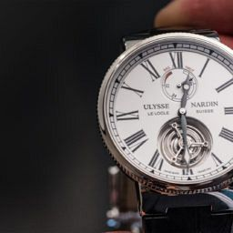 VIDEO: Ulysse Nardin 2017 collection overview and their impressive SIHH debut