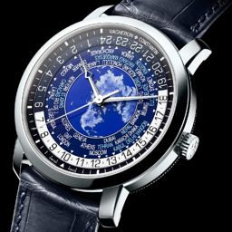 INTRODUCING: See the world as never before with the Vacheron Constantin Traditionnelle World Time