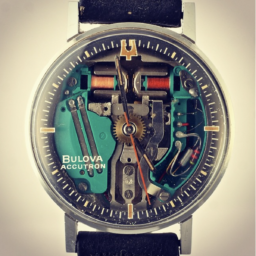 Bulova Accutron Watch Luxury